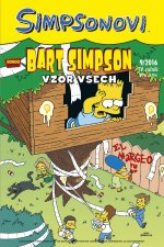 Bart Simpson Vzor všech