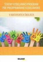 Štátny vzdelávací program pre predprimárne vzdelávanie v materských školách