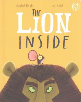 Lion Inside Board Book