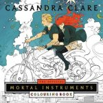 Mortal Instruments Colouring Book