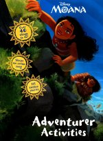 Disney Moana Adventurer Activities