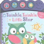 Little Learners Twinkle, Twinkle Little Star Sound & Light Book