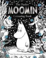 Pocket Moomin Colouring Book