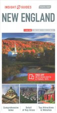 Insight Guides: Travel Maps New England