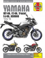 Yamaha MT-09 Service and Repair Manual
