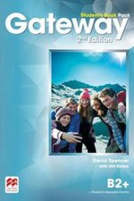 GCOM Gateway to Maturita B2+ Student's Book Pack