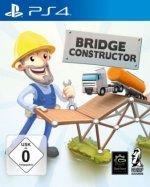 Bridge Constructor, 1 PS4-Blu-ray Disc
