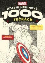 Marvel Úžasní hrdinové v 1000 tečkách