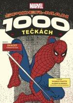 Marvel Spider-man v 1000 tečkách
