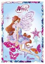 Winx Club magic - omalovánka