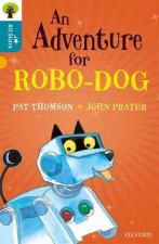 AN ADVENTURE FOR ROBO DOG