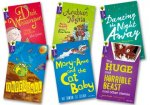 Oxford Reading Tree All Stars: Oxford Level 11: Pack 3a (Pack of 6)