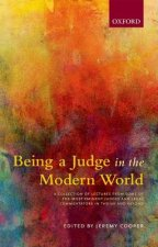 BEING A JUDGE IN THE MODERN WORLD PAPERB