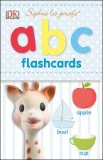 Sophie la Girafe ABC Flashcards