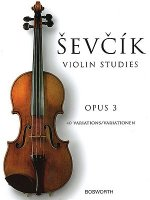 Violin Studies - 40 Variations Op.3