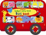 BABYS VERY FIRST BUS BOOK