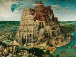 TOWER OF BABEL 5000 PIECE PUZZ