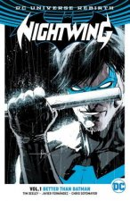 Nightwing Tp Vol 1 Better Than Batman (Rebirth)