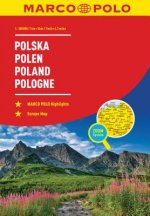 Poland Marco Polo Road Atlas