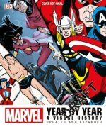 Marvel Year by Year - A Visual Chronicle