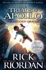 Hidden Oracle (The Trials of Apollo Book 1)