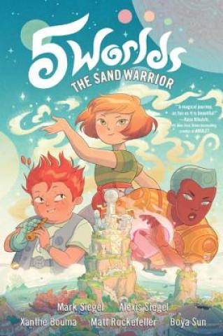 5 Worlds Book 1