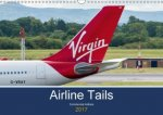 Airline Tails (Wall Calendar 2017 DIN A3 Landscape)