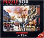 Abend in Istanbul (Puzzle)