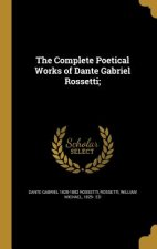 COMP POETICAL WORKS OF DANTE G