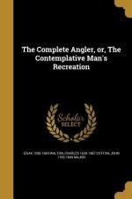 COMP ANGLER OR THE CONTEMPLATI