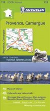 Provence, Camargue Zoom Map 113