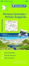 Pirineos Centrales - Zoom Map 145
