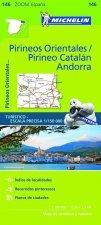 Pirineos Orientales - Zoom Map 146