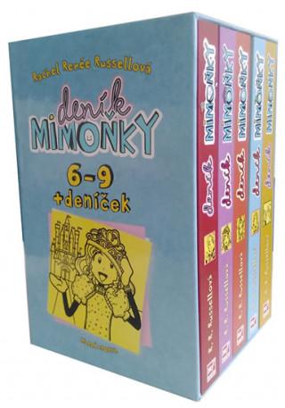 Deník mimoňky 6-9 BOX