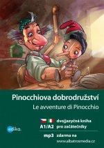 Pinocchiova dobrodružství Le avventure di Pinocchio