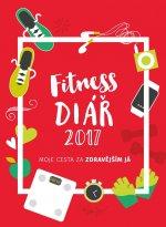Fitness diář 2017 (český jazyk)