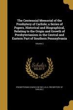 CENTENNIAL MEMORIAL OF THE PRE