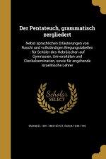 GER-PENTATEUCH GRAMMATISCH ZER