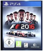 F1 2016 (PlayStation PS4)