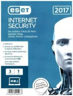 ESET Internet Security 2017 Edition 3 User (FFP). Windows Vista/7/8/8.1/10