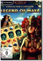 Legend of Maya Collector's Edition. Für Windows Vista/7/8/10