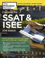CRACKING THE SSAT & ISEE 2018