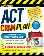 CLIFFSNOTES ACT CRAM PLAN 3RD