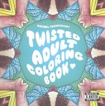 TWISTED ADULT COLOR BK