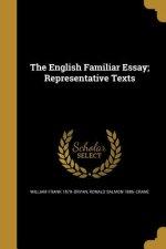 ENGLISH FAMILIAR ESSAY REPRESE