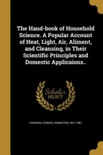 HAND-BK OF HOUSEHOLD SCIENCE A
