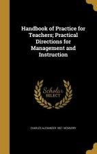HANDBK OF PRAC FOR TEACHERS PR