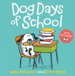 DOG DAYS OF SCHOOL 8X8 W/STICK