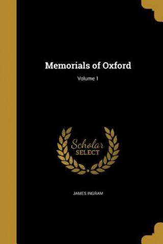 MEMORIALS OF OXFORD V01