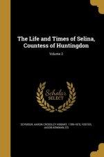 LIFE & TIMES OF SELINA COUNTES
